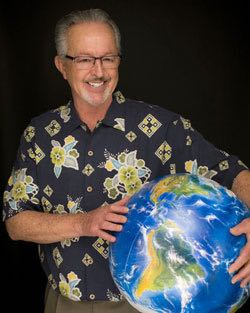 Climatologist Bill Patzert says the 2015-2016 El Niño is looking for all the world like a 'Godzilla' event. (Jet Propulsion Laboratory photo)