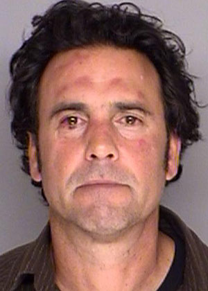 On Monday afternoon, the Santa Barbara Police Department released this booking photo of Tony Vincent Denunzio, who was arrested Friday night on suspicion of DUI and three other charges. The 50-year-old Santa Barbara man is also accused of resisting arrest, which has been disputed by eyewitnesses to the incident.