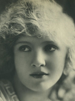 Mary Miles Minter was the biggest star of Santa Barbara's Flying A Studios, appearing in 26 films in the early 1900s.