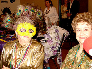 Tickets are on sale now for the Goleta Valley Senior Center's 6th annual Mardi Gras Celebration. The event is is 10 a.m. to 10 p.m. Feb. 16.