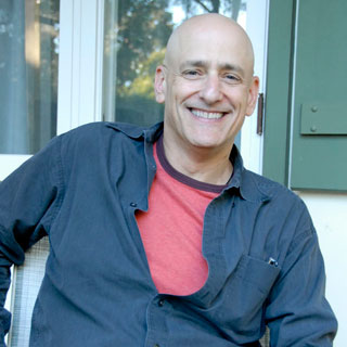 Andrew Klavan has found success on the silver screen with some of his books but he considers himself a novelist first. 'I was dragged into writing movies against my will,' he jokes.