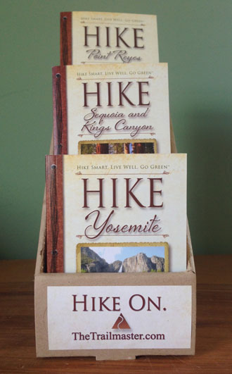 John McKinney has published 20 mini day-hiking guide books with more in the works, including one for San Francisco. (John McKinney photo)
