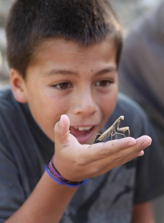 Studies show that time spent in nature in childhood often positively influence environmental attitudes in adulthood. (Wilderness Youth Project photo)