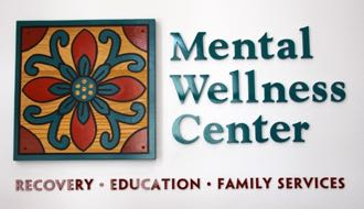 The Mental Wellness Center, 617 Garden St., has been serving the Santa Barbara community since 1947. (Melissa Walker / Noozhawk photo)