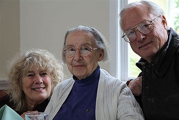 Multiple generations of families are often sighted at Heritage House.