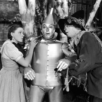 'The Wizard of Oz' is among the classic movies that will be shown as part of this year's Summer Film Series at the Santa Barbara County Courthouse Sunken Garden. (UCSB Arts & Lectures photo)