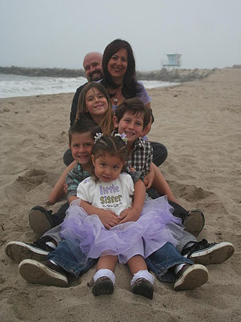 Tammy and Kevin Ziegler's family of six recently grew to eight with the addition of two foster children: the brothers of their adopted daughter, Amaya. Now the Zieglers face a new challenge in finding a larger home to house everyone. 'As a family, we said 'We will keep the family together, no matter what it costs,' Kevin Ziegler says.