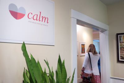 CALM is hosting a series of open house tours and sessions in April for National Child Abuse Prevention Month. (Gina Potthoff / Noozhawk photo)
