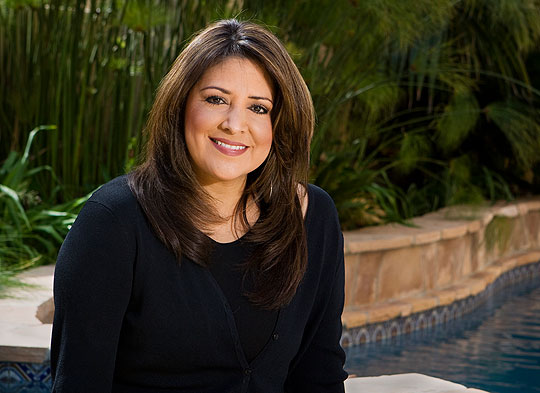 Paula Lopez, who co-anchors KEYT's evening newscast, actually was shy as a child. She credits Girls Inc. of Greater Santa Barbara for challenging her to challenge herself and overcome her weaknesses. Next month, Girls Inc. will honor her as one of its most prominent alumnae.