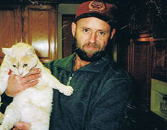 Cliff Detty, shown in an undated family photo, died while in restraints at Santa Barbara County's Psychiatric Health Facility on April 29, 2010. The Sheriff's Department has not yet released a cause of death. Click here for a Noozhawk slide show.