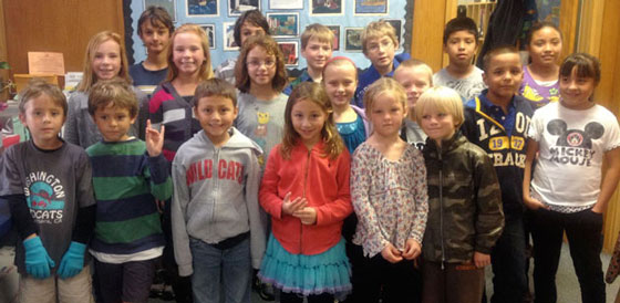 <p>Washington School&#8217;s twin sets include kindergarteners Kate and Corbett; first-graders Collin and Matthew; second-graders Audrey and Dennis, and Michael and Alexandra; third-graders Britton and Jonahan; fourth-graders Ellie and Samuel, and Christopher and Joshua; fifth-graders Evan and Ben, Brooke and Sierra, and Zack and Noah; sixth-graders Zach and Sam, and Manuel and Naelly.</p>