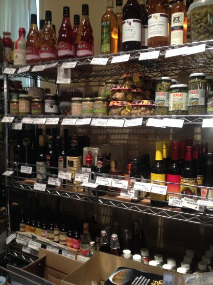 Among the items offered by Metropulos are artisan cheeses, charcuterie, wine, beer, olives, oils, gourmet salts, farmers market jams and pickles, pastas, fresh bakery goods and deli salads.