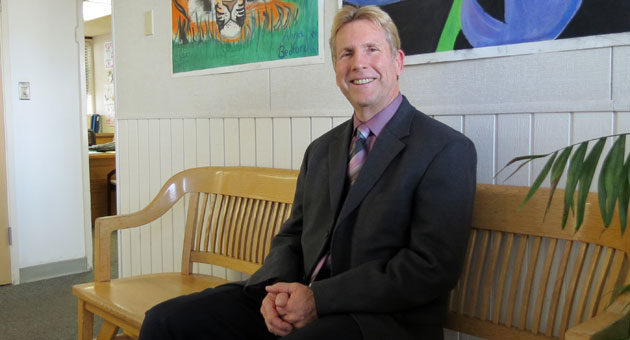 "<p>Orcutt Union School District Superintendent Bob Bush has spent his entire education career — 42 years — working in his hometown district. ""I feel very fortunate,"" he says. ""You find something you like, you work hard, and things will happen the way they're meant to be.""</p>"