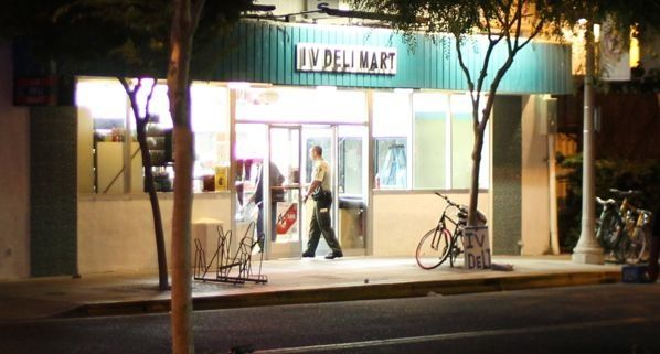 <p>Chris Michaels-Martinez died just inside Isla Vista Deli Mart in the 6500 block of Pardall Road, a seemingly random victim of one man's murderous rampage through the small college town west of UC Santa Barbara.</p>