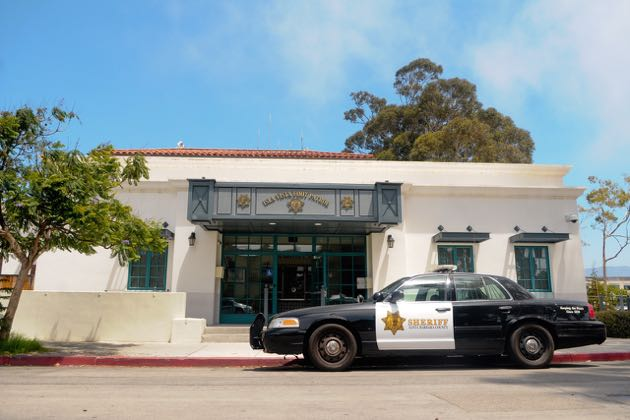 Now that funding has been approved for the Isla Vista Foot Patrol's first-ever community resource deputy, the agency is about to embark on a weeks-long interviewing process to find the right person for the job. (Lara Cooper / Noozhawk photo)