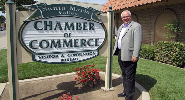 "<p>Glenn Morris, the new president/chief executive officer of the Santa Maria Valley Chamber of Commerce and Visitor &amp; Convention Bureau, is eager to support entrepreneurship. ""I call it the self-help approach to economic development — take the talents and passions of our neighbors and help them figure how to make a living doing what they love to do,"" he says.</p>"