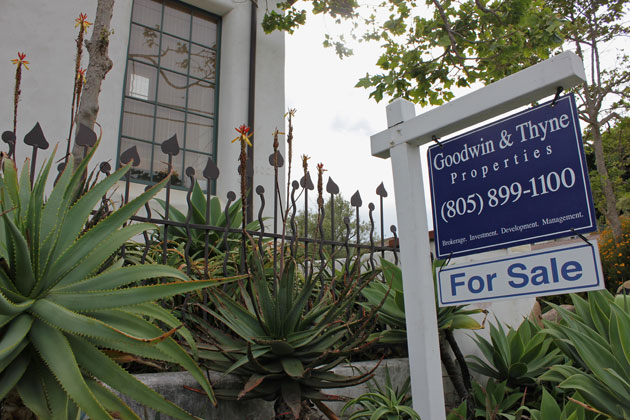 <p>Santa Barbara County recorded 171 real estate transactions on the South Coast in March, with a median price of $640,000, according to Fidelity National Title &amp; Chicago Title.</p>