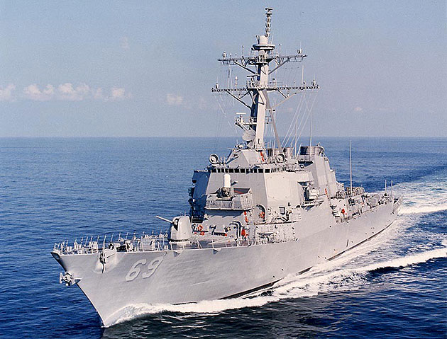 The USS Milius and its crew of 281 will visit Santa Barbara from Nov. 10-15.