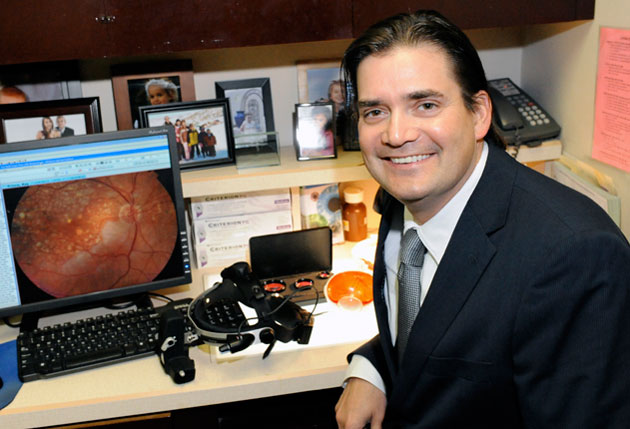 Dr. Dante Pieramici, a vitreoretinal surgeon with Santa Barbara-based California Retina Consultants, will be leading a Surgical Eye Expeditions (SEE) International mission to Honduras, where he and his crew plan to establish a diabetic-retinopathy screening and teaching program.