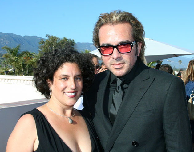 <p>Santa Barbara Mayor Helene Schneider and Santa Barbara International Film Festival director Roger Durling enjoy the festivities at the SBIFF Third Annual Silver Screen Bash at Fess Parker&#8217;s DoubleTree Resort.</p>