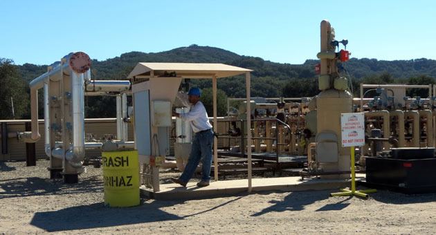 <p>Santa Maria Energy announced Monday that its planned merger with a New York-based acquisition firm, expected to provide the funding to build out its cyclic steam oil-drilling project south of Orcutt, has been called off.</p>