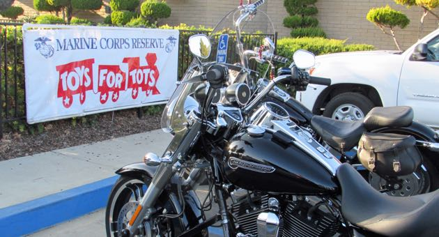 The 11th Annual Santa Maria Valley Bike Run, benefiting Toys for Tots ...