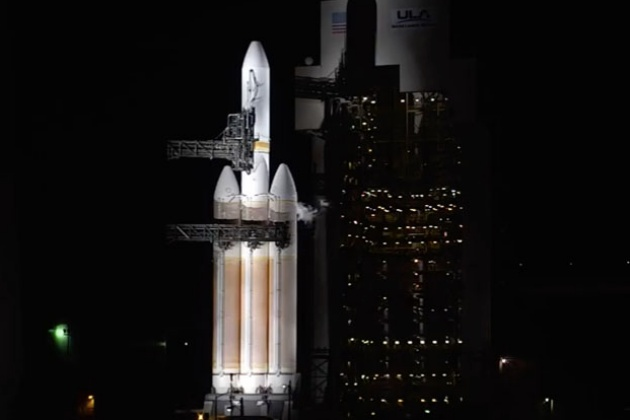 Delta IV Heavy NROL- 71 Mission Profile