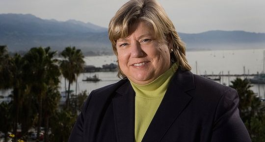 Colette Hadley, executive director of the Scholarship Foundation of Santa Barbara, has informed the board she will be resigning her position within the next 12 months to move closer to her family in the Los Angeles and Orange County area.