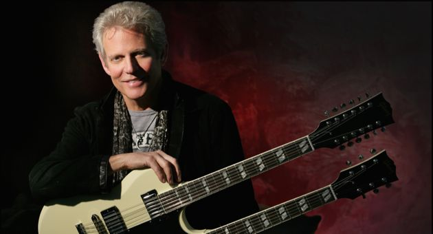 Former Eagles guitarist Don Felder will be playing at the Santa Barbara Bowl on Sunday, along with Styx and Foreigner. (www.donfelder.com photo)