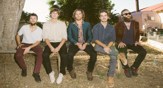 <p>Gardens &amp; Villa will play a hometown show at SOhO Restaurant &amp; Music Club on Saturday.</p>