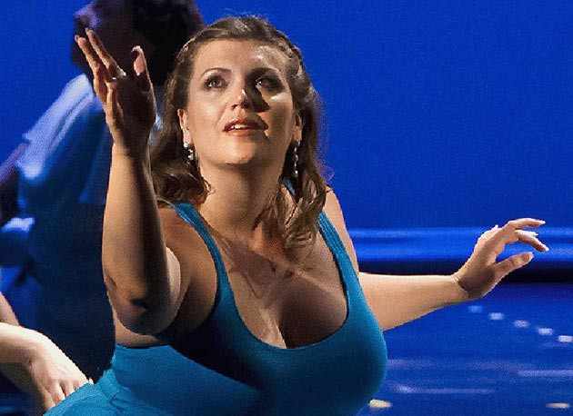 <p>Soprano Kirsten Reed in the recent Opera Santa Barbara production of &#8220;Orfeo ed Euridice.&#8221;</p>