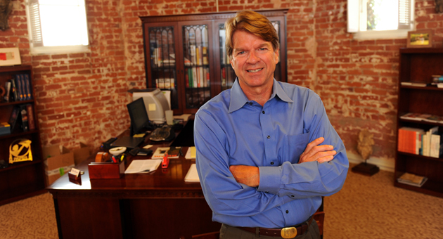<p>Steve Ainsley, president and publisher of Miller-McCune magazine, says one of the things he cherishes most about Santa Barbara is that it &#8220;prides itself on maintaining a certain tenor and ambiance by not getting too distant or too big.&#8221;</p>
