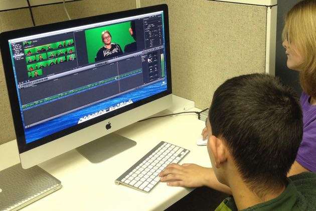 "TV Santa Barbara's yCREATE program gives youth ages 10-18 a hands-on opportunity to learn about video production, including skills and techniques involving basic animation, script writing, video editing and sound design. ""They will be learning about how media is created,"" TV Santa Barbara executive director Matt Schuster says."