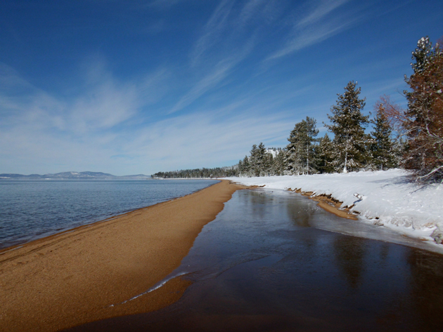A planet worth saving, si? When it comes to Lake Tahoe, you bet.
