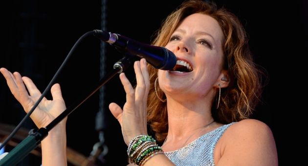 During last week's concert at the Santa Barbara Bowl, Sarah McLachlan brought out many of her old and new hits, including 'Do What You Have To Do,' 'Witness,' 'Adia' and 'I Love You.' (Gary Lambert photo)