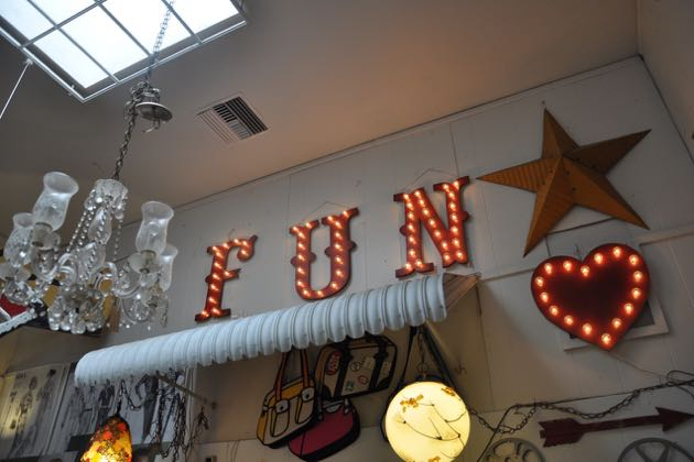 With two locations in downtown Carpinteria, Whimsy features carefully curated vintage furnishings as well as newly commissioned pieces that will put a smile on your face.