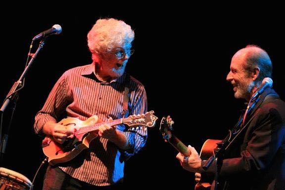 Fred Tackett and Paul Barrère will be performing at the Lobero Theatre on Saturday  as part of a benefit concert for Safety Harbor Kids. (L. Paul Mann file photo)
