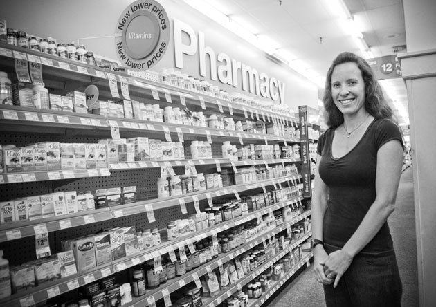 Leslie Robinson, a program specialist with the Santa Barbara County Public Works Department, is closely watching national efforts to get pharmacies to take back unused prescription drugs.