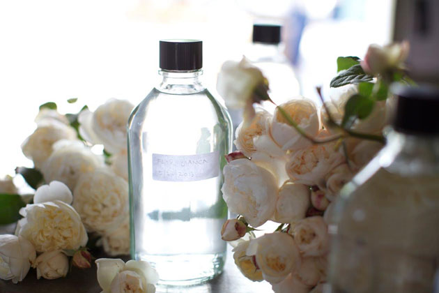 Rose Story Farm's latest venture is making fragrances out of  individual rose varieties.