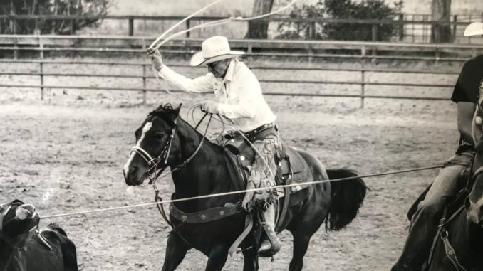 Audrey Griffin has lived in the Santa Ynez Valley for 26 years and enjoyed becoming part of the Western culture here. She has been inducted into the National Cowgirl Museum & Hall of Fame in Fort Worth, Texas.