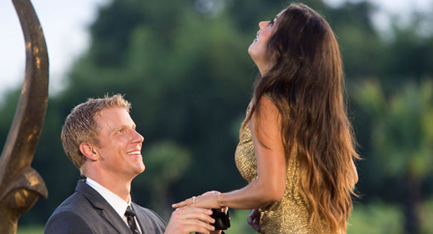 <p>Sean Lowe from the 2012 season of &#8220;The Bachelor&#8221; TV series will marry Catherine Giudici during ceremonies Sunday televised live from the Four Seasons Resort The Biltmore in Santa Barbara.</p>
