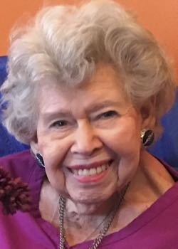 """Beatrice """"Mamala"""" Antenore on her 92nd birthday in Santa Barbara on April 2, 2016. (Antenore family photo)"""