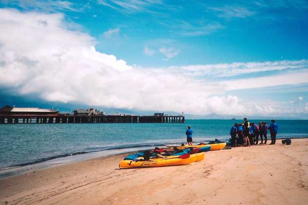 Santa Barbara Adventure Company is one local business that's taken Visit Santa Barbara's China Ready seminar to heart, creating experiences focused for those travelers.