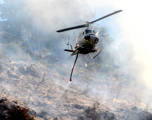 Santa Barbara County S Copter 308 Is Part Of A Fleet Of