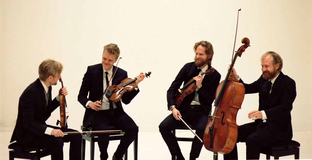 The Danish String Quartet showcased a unique equality of technical prowess between its members during a recent performance sponsored by UCSB Arts & Lectures.