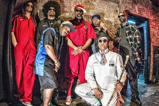 Fishbone will bring a catalog of eclectic jams to Velvet Jones Saturday, Feb. 6.