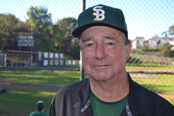 Santa Barbara coaching legend Fred Warrecker will be inducted into the Santa Barbara Foresters Hall of Fame on Feb. 13.