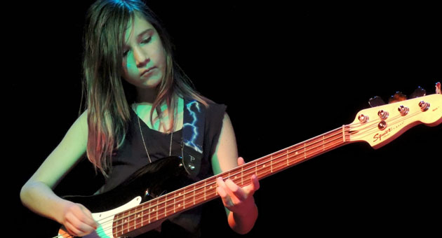 <p>GirlsRock Santa Barbara, which aims to empower girls through music, will stage a benefit performance Saturday night at the Majorie Luke Theatre.</p>