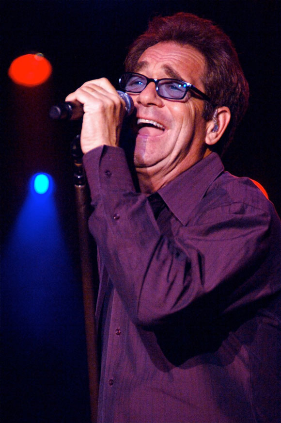 Huey Lewis and the News performed May 16 at the Chumash Casino Resort in Santa Ynez.