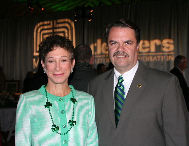 Santa Barbara County District Attorney Joyce Dudley and Sheriff Bill Brown served as emcees for the event.